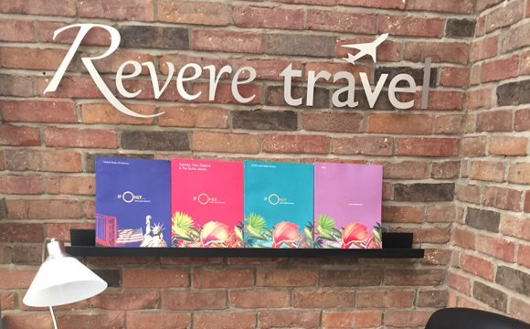 Revere Travel Hosting Opening Event