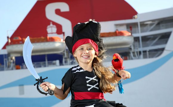 All Aboard for Stena Line's Kids Cruises!