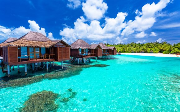Plan Ahead for a Naturally Socially Distanced Holiday in the Maldives