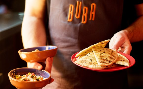 New Eastern Mediterranean-Inspired Restaurant Opens in Cathedral Quarter