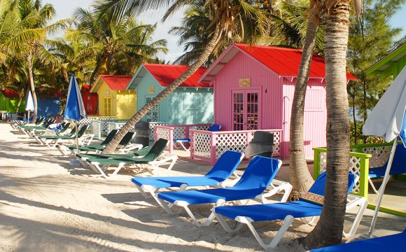 Princess Cruises Completes Enhancements to Private Caribbean Island