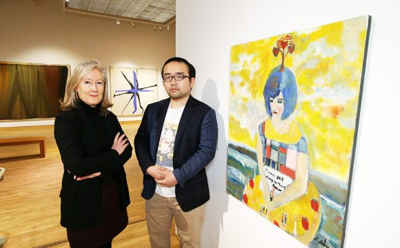 Japanese Artists Work is Realised at Ulster Museum