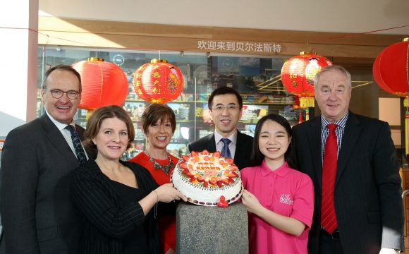 Visit Belfast Celebrates Chinese New Year by being 'China Ready'
