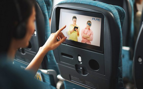Cathay Pacific Brings Yoga to The Sky