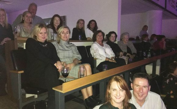 Agent's Strictly Come Dancing Evening | SSE Arena