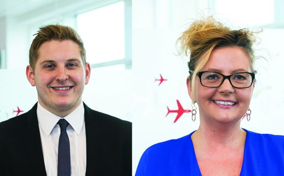 Two Promotions in the Jet2holidays Trade Team