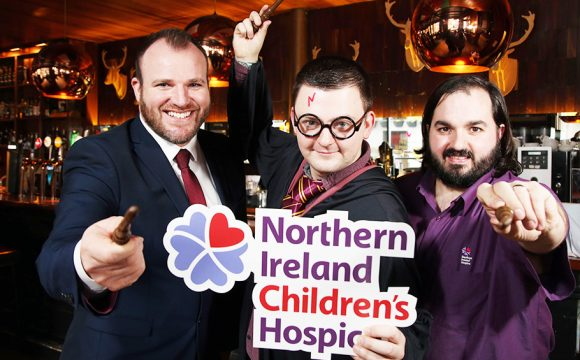 Merchant's Magical Partnership with NI Children's Hospice