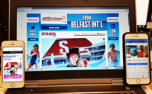 Black Friday Fever Hits NI Travel News Online