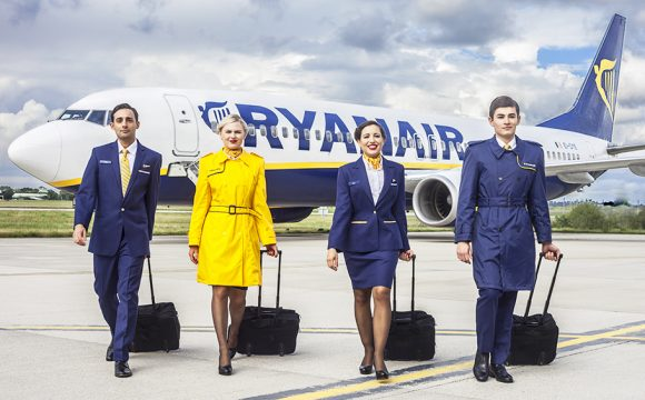 Ryanair Launches Winter Schedule from Belfast!
