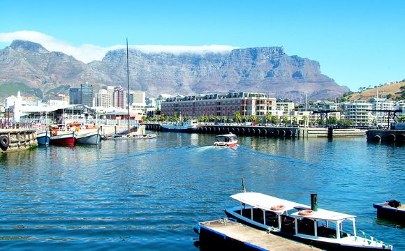 South Africa Simplifies Travel Requirements for Families