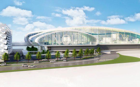 Norwegian Reveals Design of New Dedicated Terminal at PortMiami