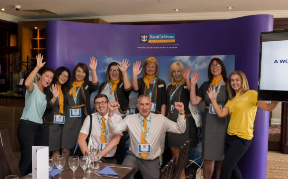 Royal Caribbean Lunch at The BIG Event 2017