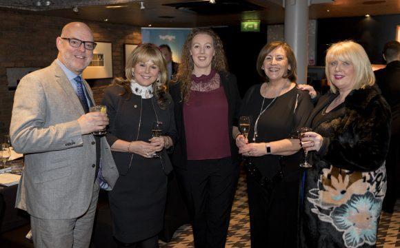 Topflight Dinner | Malamison Hotel, Belfast
