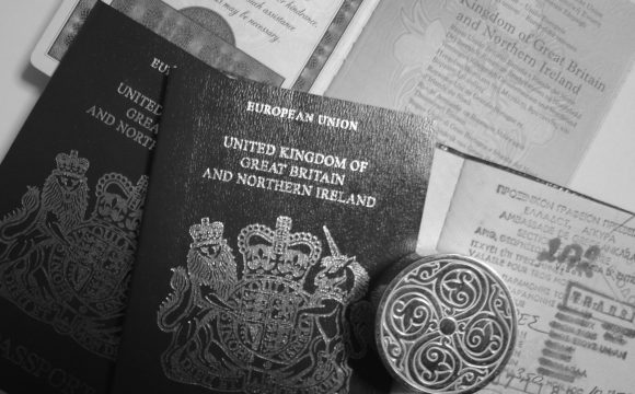'National Humiliation' as New Blue Passport Contract Goes to EU