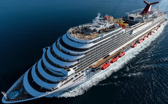 Carnival Adds Fourth Ship in Galvaston Texas