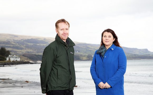 Celebrating Success with the Causeway Coastal Route Cluster