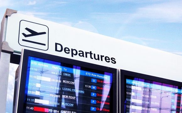 Wave of Flight Cancellations from Belfast and Dublin