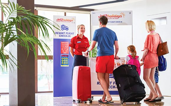 Jet2holidays' Expanding Free Resort Flight Check-In Service