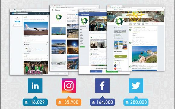 Dublin Airport Wins Three Awards for Its Social Media