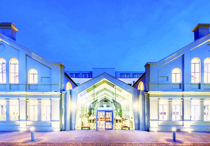 Win a Staycation in 'Northern Ireland's Leading Hotel'