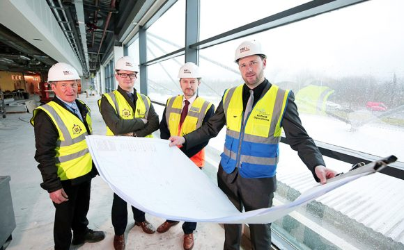 Work Begins on £15 Million Upgrade at Belfast City Airport