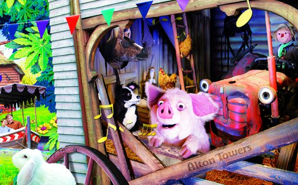 Win a Five Day Family Trip to CBeebies Land and Nickelodeon Land
