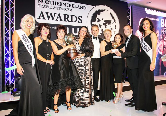 Win Two Tickets to the NI Travel Awards PLUS Accommodation!