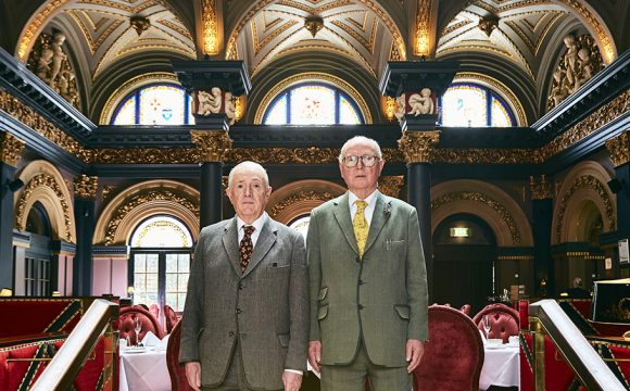 Have Afternoon Tea with Gilbert & George