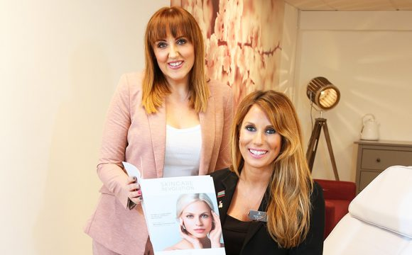 Glow Aesthetics Launches at The Spa at Culloden