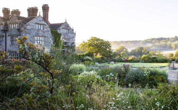 Gravetye Manor Named Pride of Britain Hotel of the Year