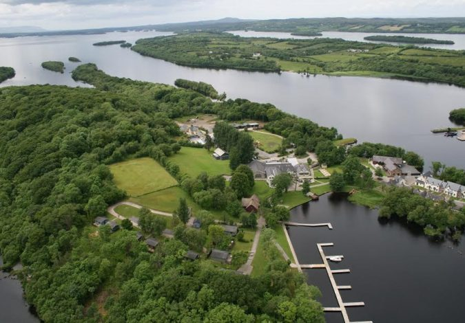 Win An Overnight Stay on Lusty Beg Island