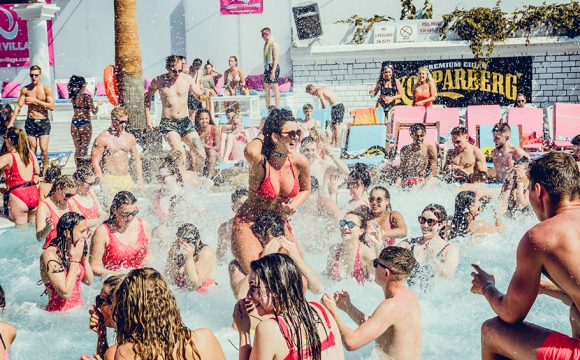 Kavos Named as Number One Party Spot