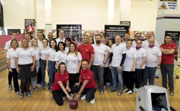 Turkish Airlines' Bowling Tournament | Odyssey Belfast