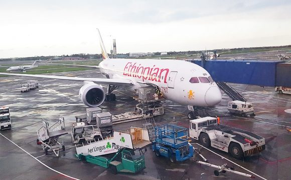 Dublin to Los Angeles with Ethiopian Airlines – #NInja Verdict!
