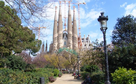 Barcelona is Top Spanish Sun Spot With Local Travellers