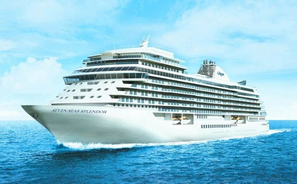 Travel Agent Award for Places on New Luxury Ship