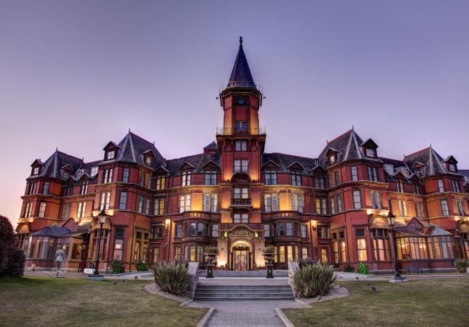 Win An Overnight Stay in the Slieve Donard Resort & Spa