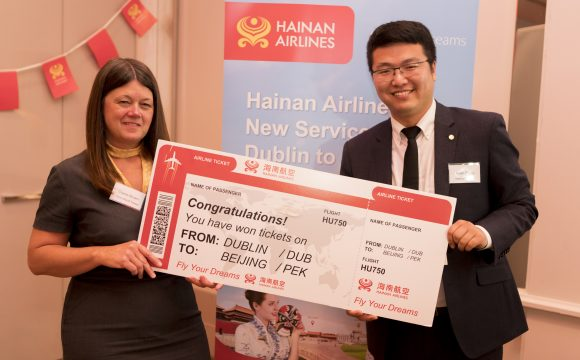 Hainan Airlines and Dublin Airport Agent Roadshow | The Merchant Hotel, Belfast