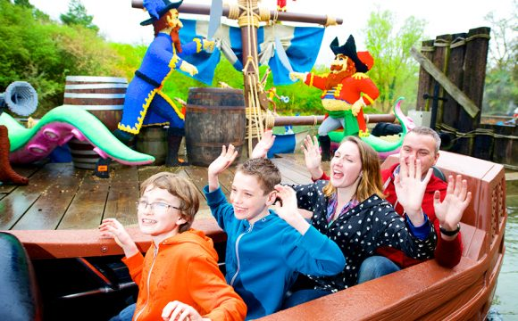 Legoland Added to Short Break Packages Programme