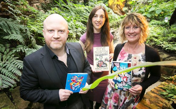 Belfast Book Festival Comes to The Crescent