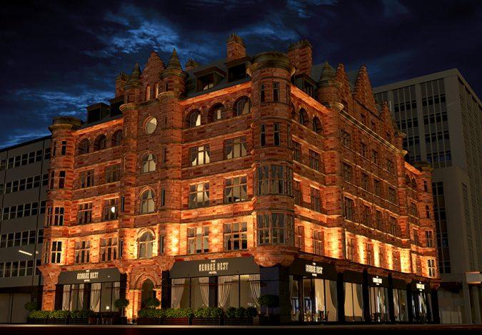 Win An Overnight Stay in the George Best Hotel, Belfast
