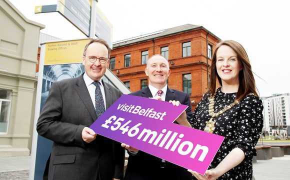 Visit Belfast Ups Plans to Drive City Tourism