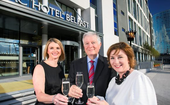 Belfast Harbour Celebrates Official Launch of New £26m Hotel