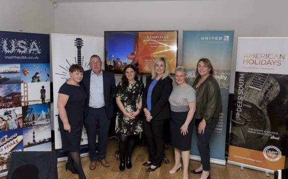 USA Travel Trade Lunch | James Street South
