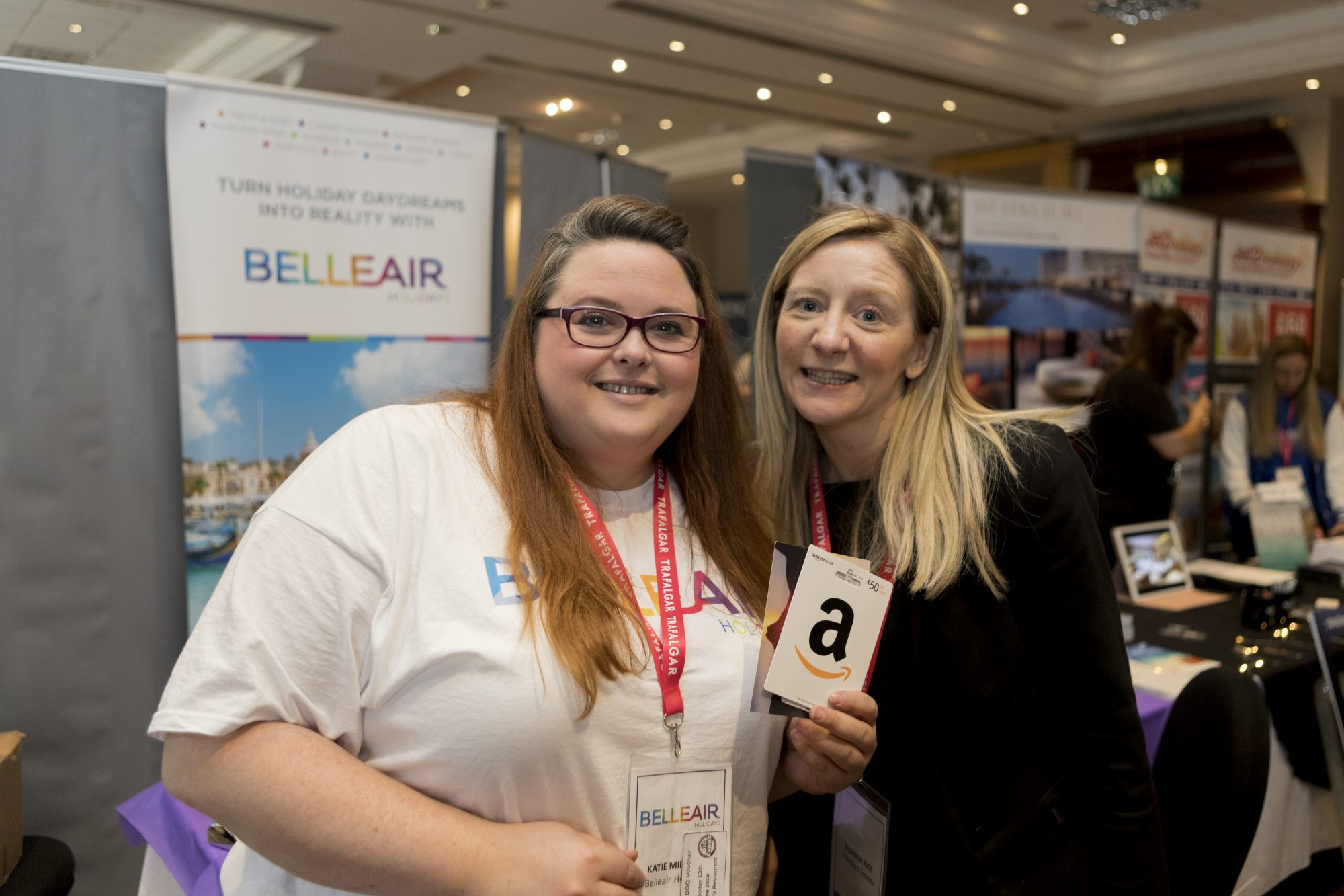 Expo Stand Belli : Big travel travel event exhibition stand prizes northern