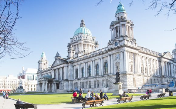 £3.8 Million Boost For Belfast Tourism