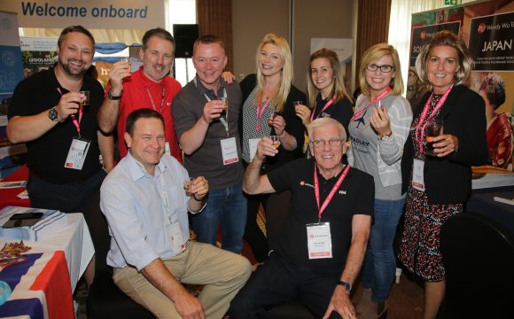 BIG Travel Trade Event 2018 | Drinks on the Stands