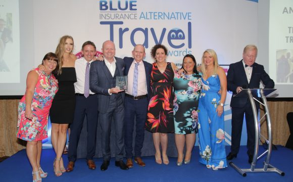 Another Hit for the Blue Insurance Alternative Awards