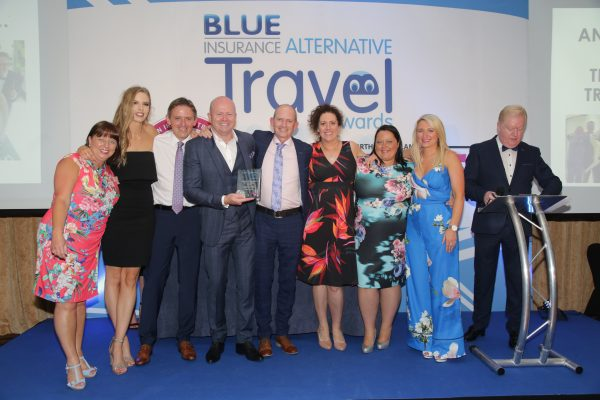BIG Travel Trade Event 2018 | Blue Insurance Alternative Awards