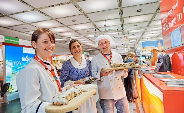 Germany Travel Mart 2018 in Dresden